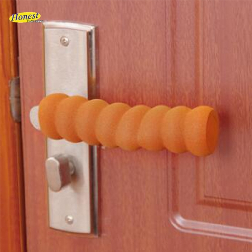 Door handle protection sponge